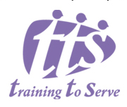 Training to Serve Logo