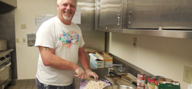 Feeding an Appetite for Volunteering