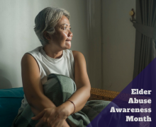 Abuse and Isolation a Greater Concern for Seniors During COVID-19